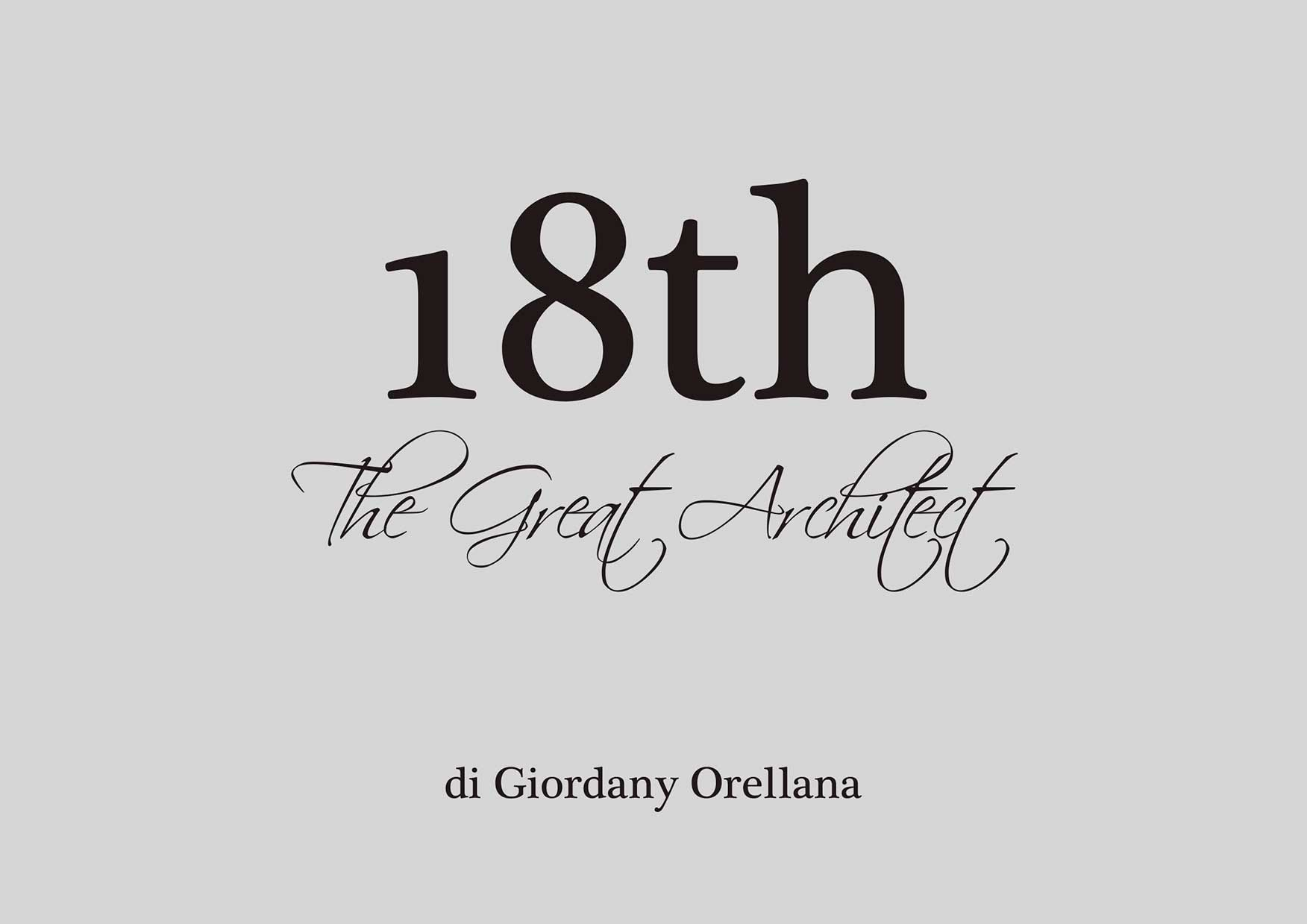 18th The Great Architect MR8 Productions