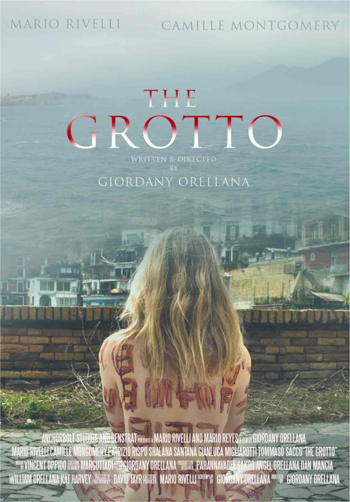 The grotto MR8 Productions